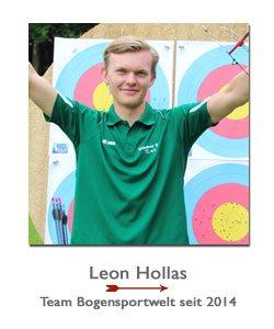 Sponsoring-Schütze Leon Hollas ist Mitglied des DSB-Kaders