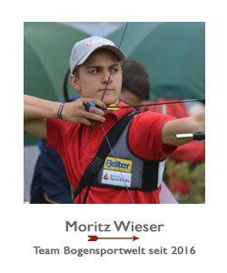 Moritz im Team seit 2016