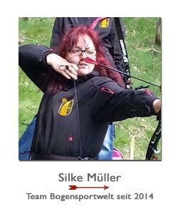 Silke Müller aus dem Team BogenSportWelt.de