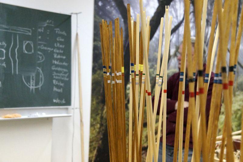 Bogenbau mit Thies Köhn in der BogenSportWelt.de: Pfeile bauen und lackieren