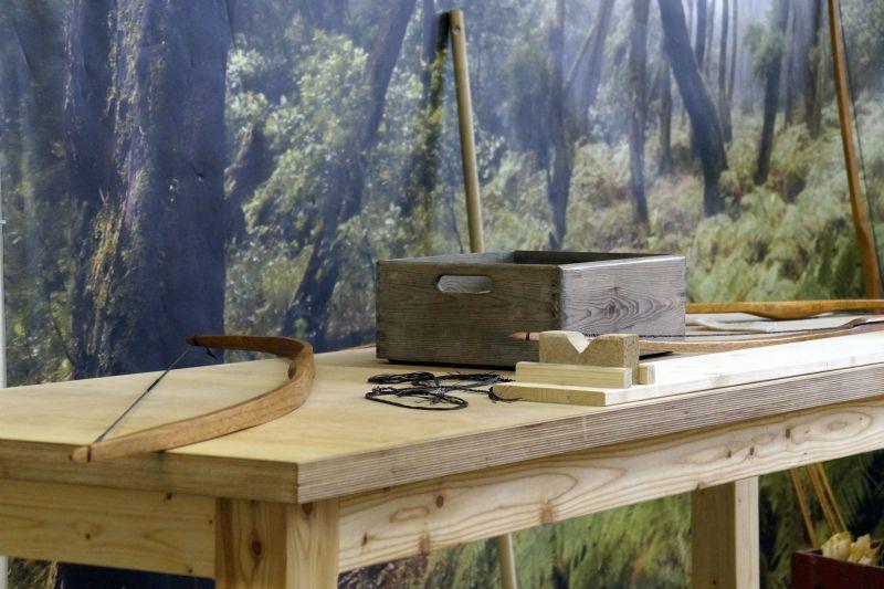 Bogenbau mit Thies Köhn in der BogenSportWelt.de: Alles aufgeräumt