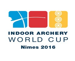 3 Stage N�mes  - world archery indoor tournament