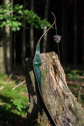 Die schöne Farbe des Malachites lässt euch eins werden mit der Natur