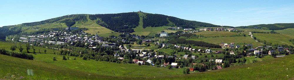 Oberwiesenthal bietet eine tolle Kulisse für die EBHC 2018