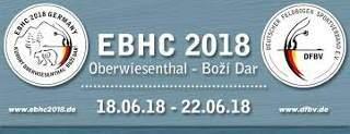 Diese EBHC wird als bisher größte Bogensportveranstaltung in Europa länderübergreifend durchgeführt