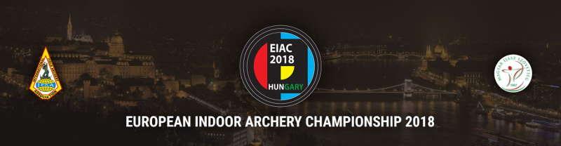 European Indoor Archery Championship 2018 Budapest