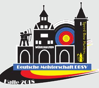 Logo der DM Halle BoV DBSV 2018