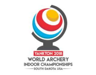 Logo World Archery Indoor Championships Yankton 2018