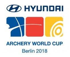 Logo Hyundai Archery World Cup Berlin 2018