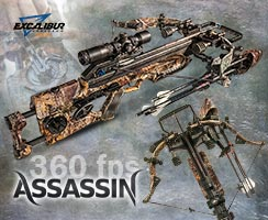 Excalibur Assassin 360 - Jetzt NEU!