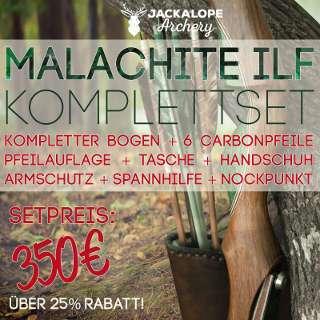 Du bekommst den neuen ILF Malachite auch als umfangreiches Special Set