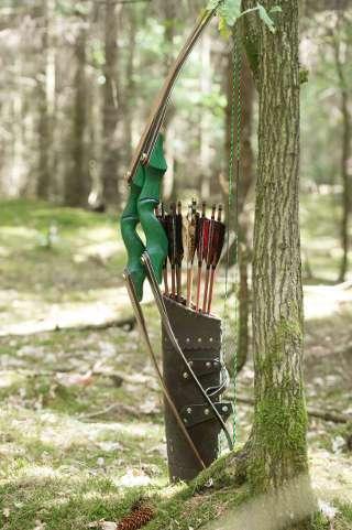 Macht als Recurve und Hybrid eine gute Figur: der neue Malachite Take Down von Jackalope Archery