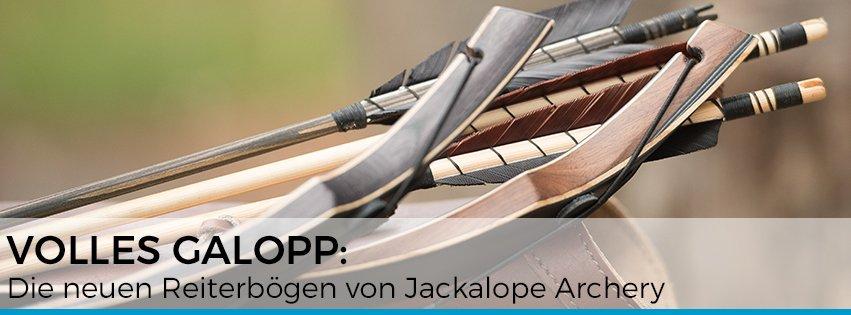 Jackalope Reiterbögen: einprägsames Design für eindrucksvolle Schüsse
