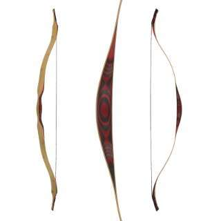 Mut zur Farbe: der Jackalope Red Beryl jetzt neu als Reiterbogen