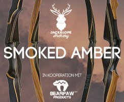 Der Jackalope Smoked Amber - Eleganz neu definiert!