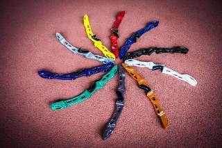 Der Zircon bietet für Sportler, die ihr Equipment farblich abstimmen wollen, das volle Farbspektrum
