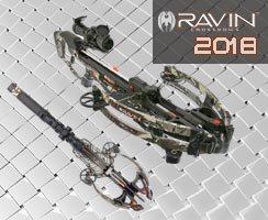 Ravin Crossbows: high-Performance auf gespannten 6 Zoll