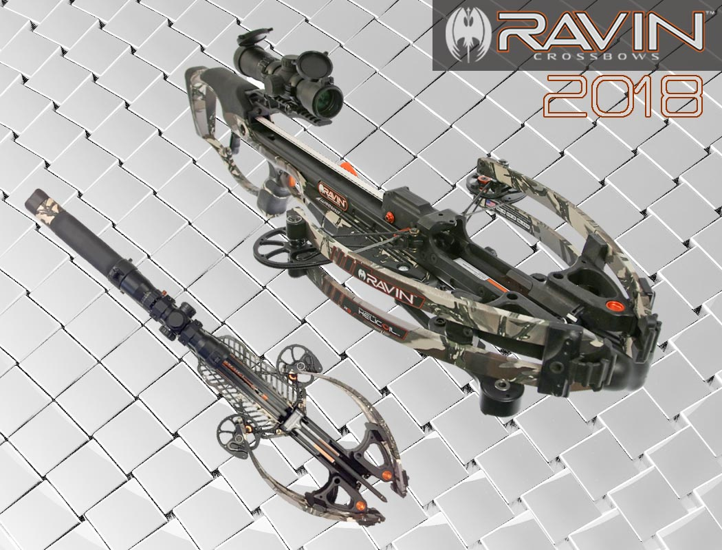 Ravin Crossbows: Innovatives Design mit Helicoil Technologie