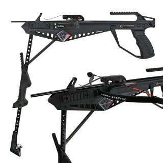 Innovativ: der neue Schnell-Spannmechanismus der Cobra System Kit von X-Bow