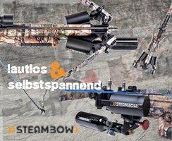 Steambow - lautlos & selbstspannend