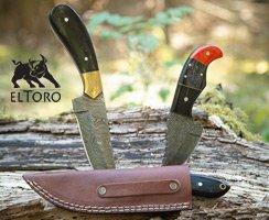 Die neuen elToro Jagdmesser für Outdoor und Parcours