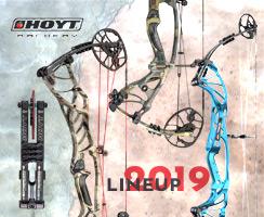 Jetzt bestellen: Das Hoyt LineUp 2019