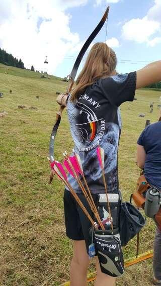 Auch Annika Rennett war auf der EBHC in Oberwiesenthal mehr als erfolgreich unterwegs