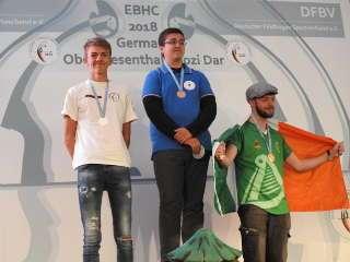 Sein tschechischer Konkurrent konnte das Rennen knapp für sich entscheiden