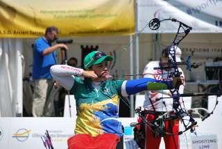 Jane Karla Rodrigues Gögel siegte im italienischen Olbia
