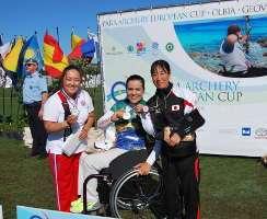 BSW-Schützin Jane Karla Rodrigues Gögel schießt sich auf Platz 1 der paralympischen Weltrangliste