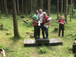 Neuer Landesmeister Hessen 2018: David Ris