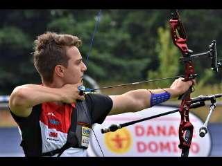 Moritz Wieser kam direkt vom Conquest Cup in Istanbul und landete auf Platz 7
