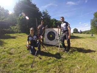 Toller Tag mit toller Truppe für Philipp Räder in Trier