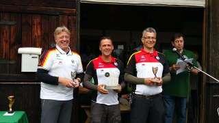 Richard Klesmann belegte den 2. Platz der Schützenklasse