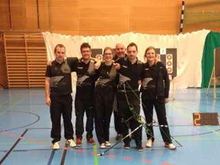 Philiüü Räder und sein Team vom Krefelder SSK