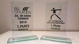 So gewann sie nicht nur die Einzelwertung, sondern auch die Gesamtwertung des Rheinischen Hallenchampionats