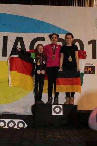 Jona kämpfte sich durch Magen-Darm und alle Unbillen und konnte sich am Ende über den Vize-Europameister-Titel freuen