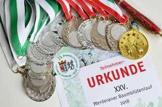 Endlich Gold nach der langen Reihe der Silbermedaillen...