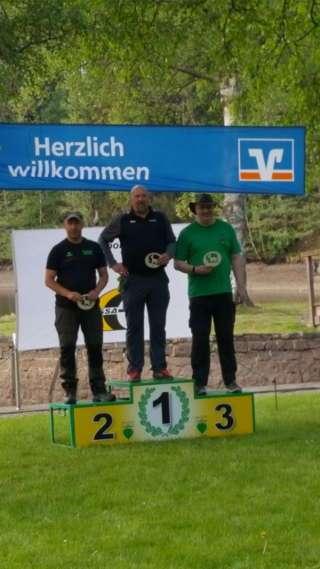 2.Platz für Heiko Kirchner bei der LM Feld