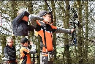 Marten hatte beim Heide-Wald-Pokal ebenfalls viel Spaß und wurde Erster
