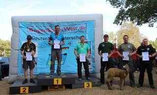 Hannes Hecht sicherte sich den Vize-Meister der Herrenklasse