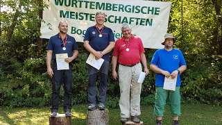 Richard Klesmann siegte bei der DM 3D in Heiligenzimmern