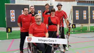 Hannes Fuhrmeister und sein Team von Integra Gera 1