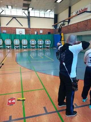 Ronny Schmidt schoss in Wernigerode ebenfalls einen neuen Landesrekord