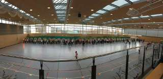 Beim Dessauer Hallenturnier 2017 schoss Hannes Hecht 2 neue Landesrekorde