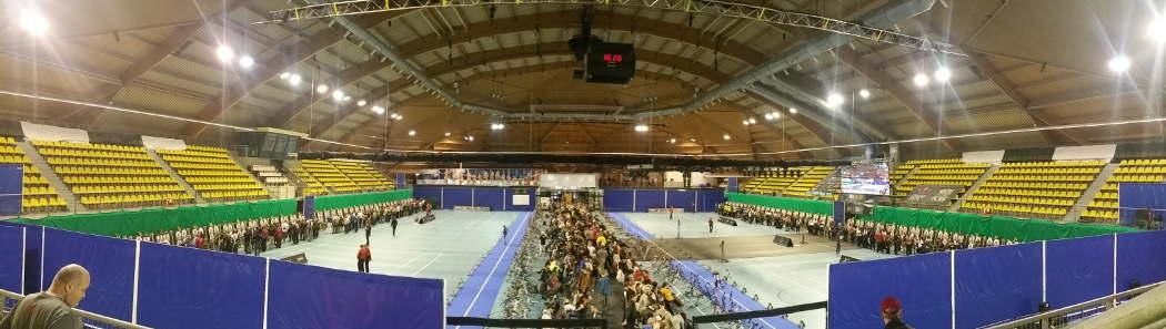Eine tolle Atmosphäre bei einem super organisierten Turnier: die Kings of Archery 2018