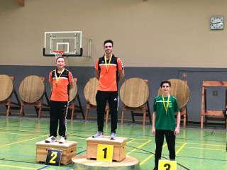 Compounder Marten Hecht wurde 2. (1. Platz AK)