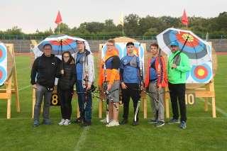 Lukas Verein auf der DM der Jugend des DBSV in Dessau
