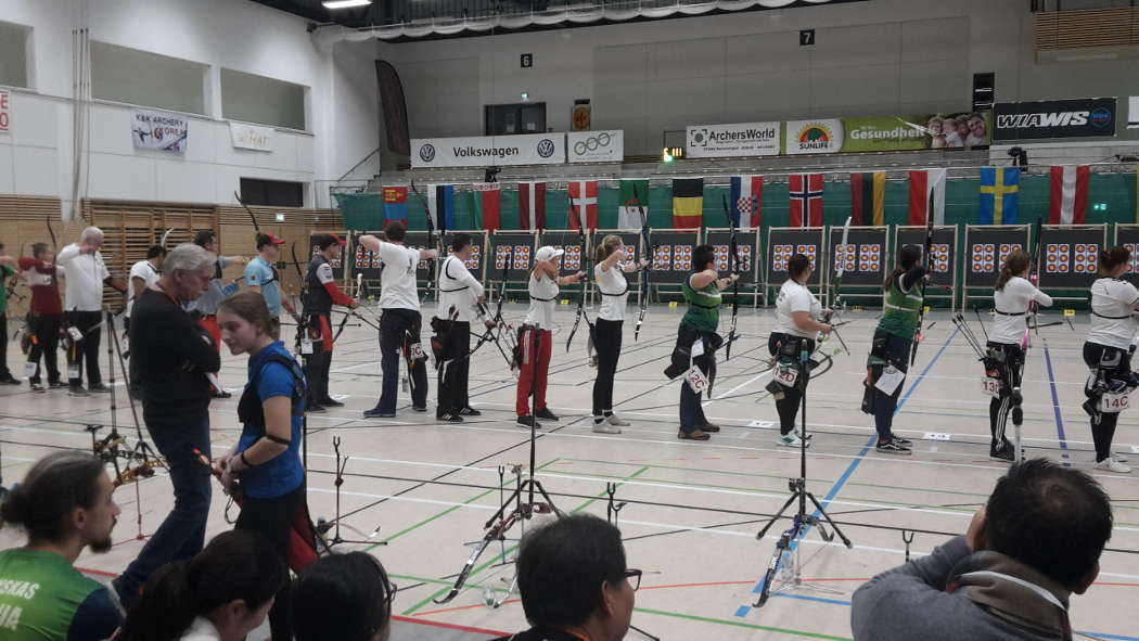 Bei den Berlin Open war so manche Koryphäe bis hin zum koranischen Damenteam am Start