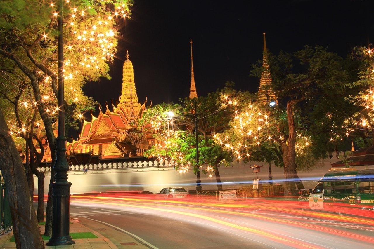 Temple of buddha